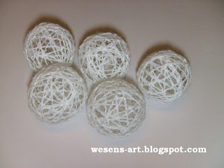 woolen ball 06     wesens-art.blogspot.com