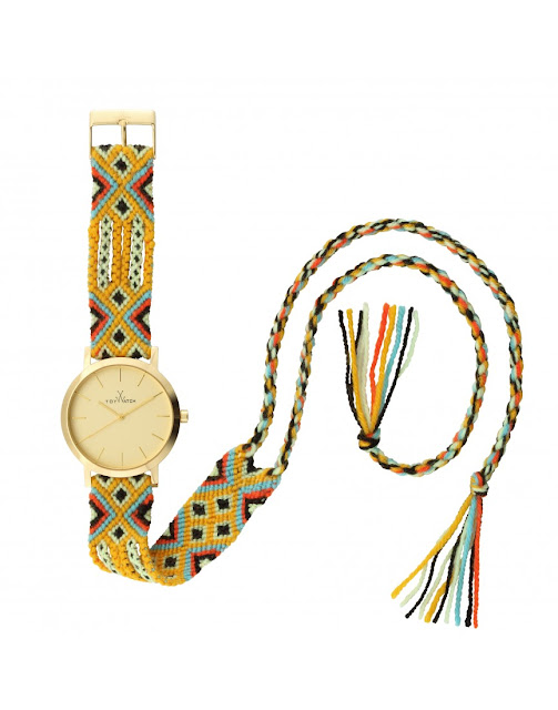 Toy watch maya wool