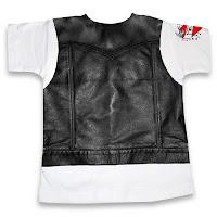 Psychobaby Baby Rebel Vest Tee