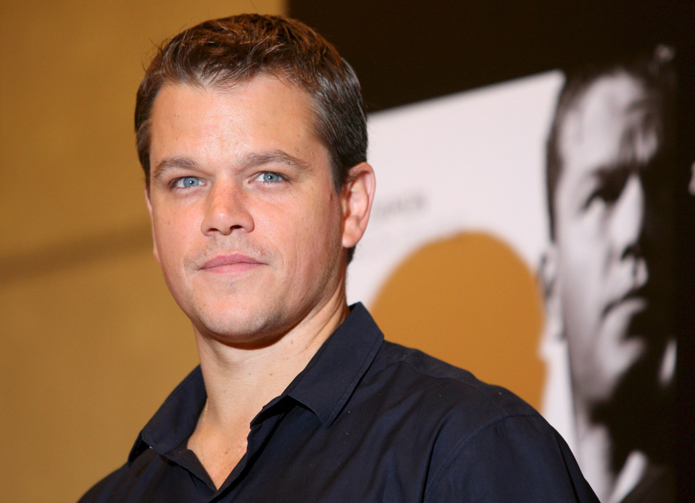 Matt Damon - Wallpaper Actress
