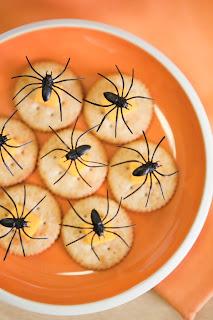 Comidinha para Halloween