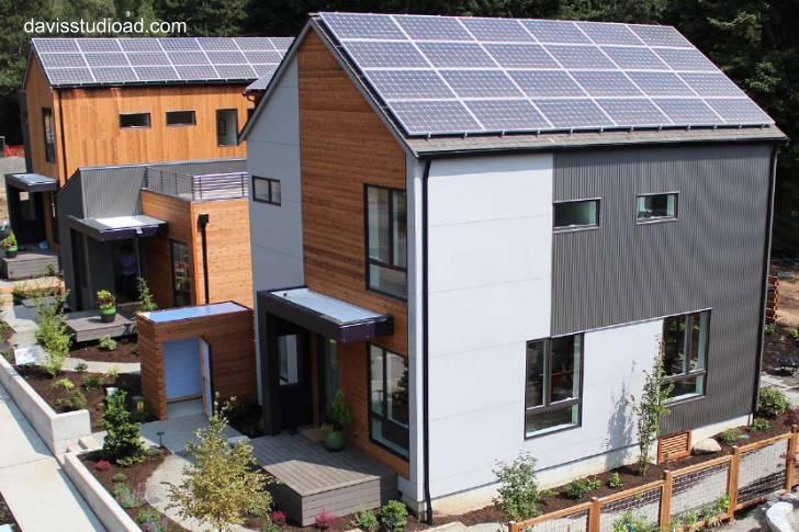 Arquitectura de casas las viviendas prefabricadas for Fotos de casas prefabricadas