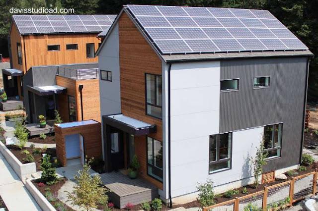 Viviendas prefabricadas sustentables en Estados Unidos