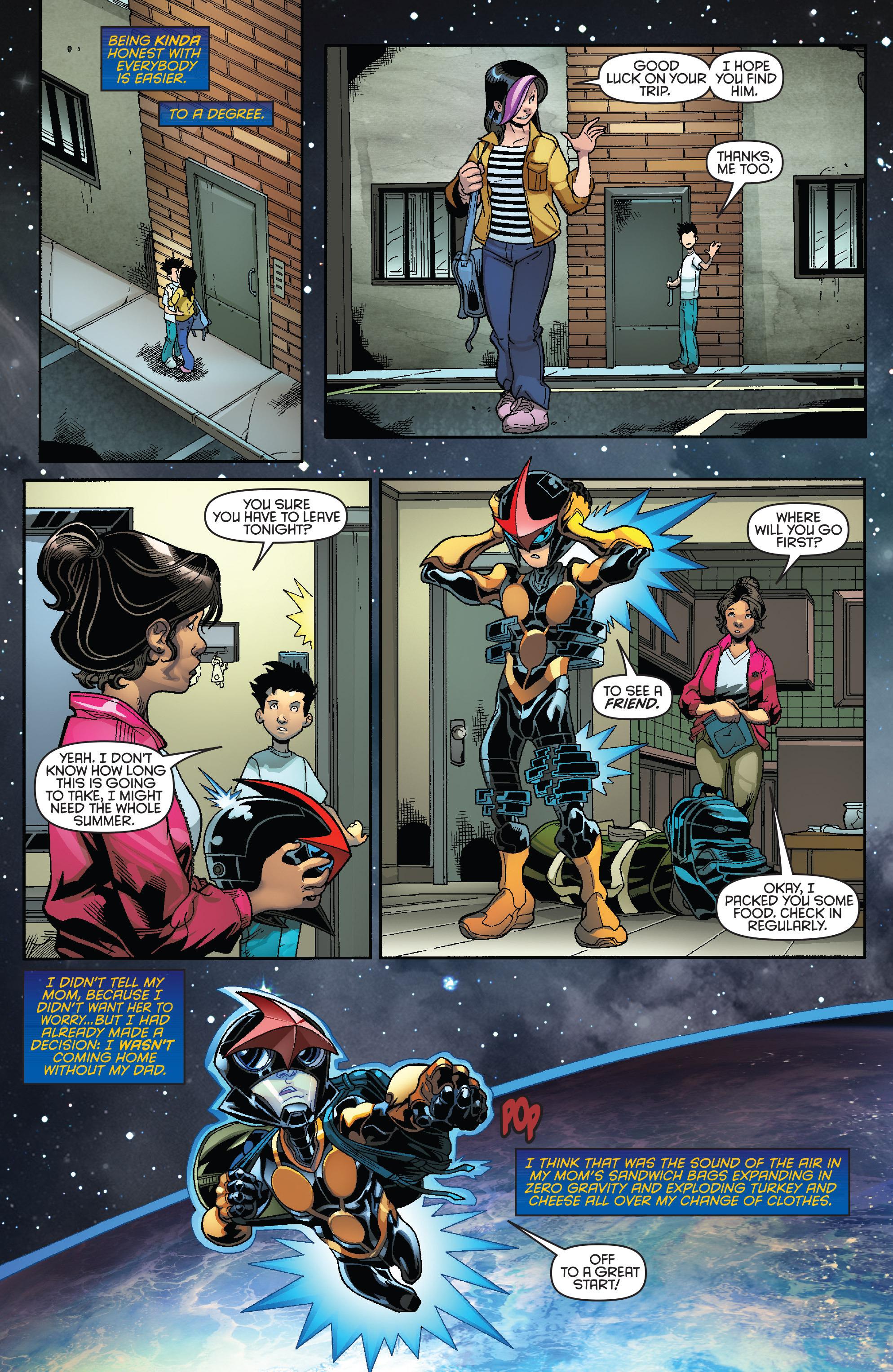 Nova (2013) - Chapter  29 | pic 8