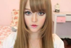 Dakota+Rose 9 Gadis Tercantik di Dunia Yang Mirip Boneka Barbie