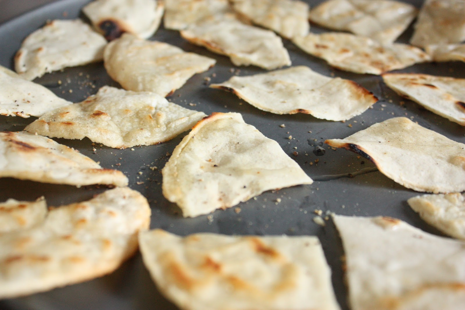 ... easy to make and you'll never want to buy tortilla chips from the