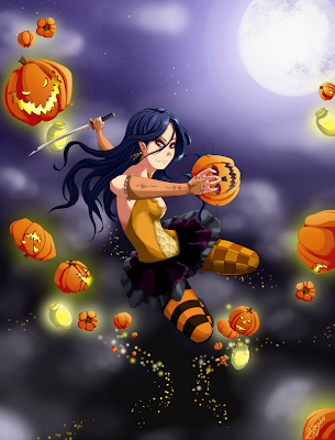 Happy Halloween 2011 - Feliz Halloween