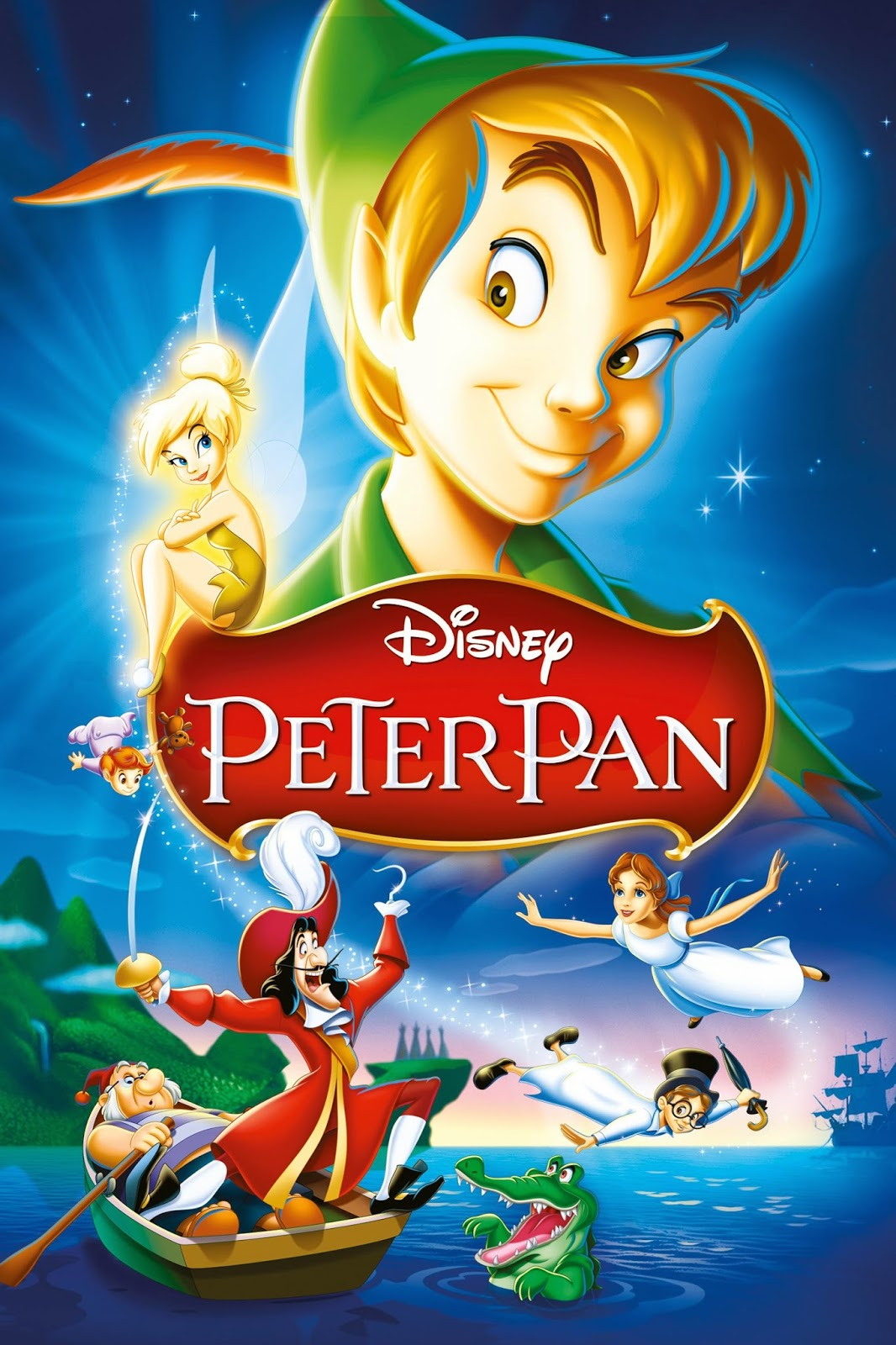 download peter pan disney movie free
