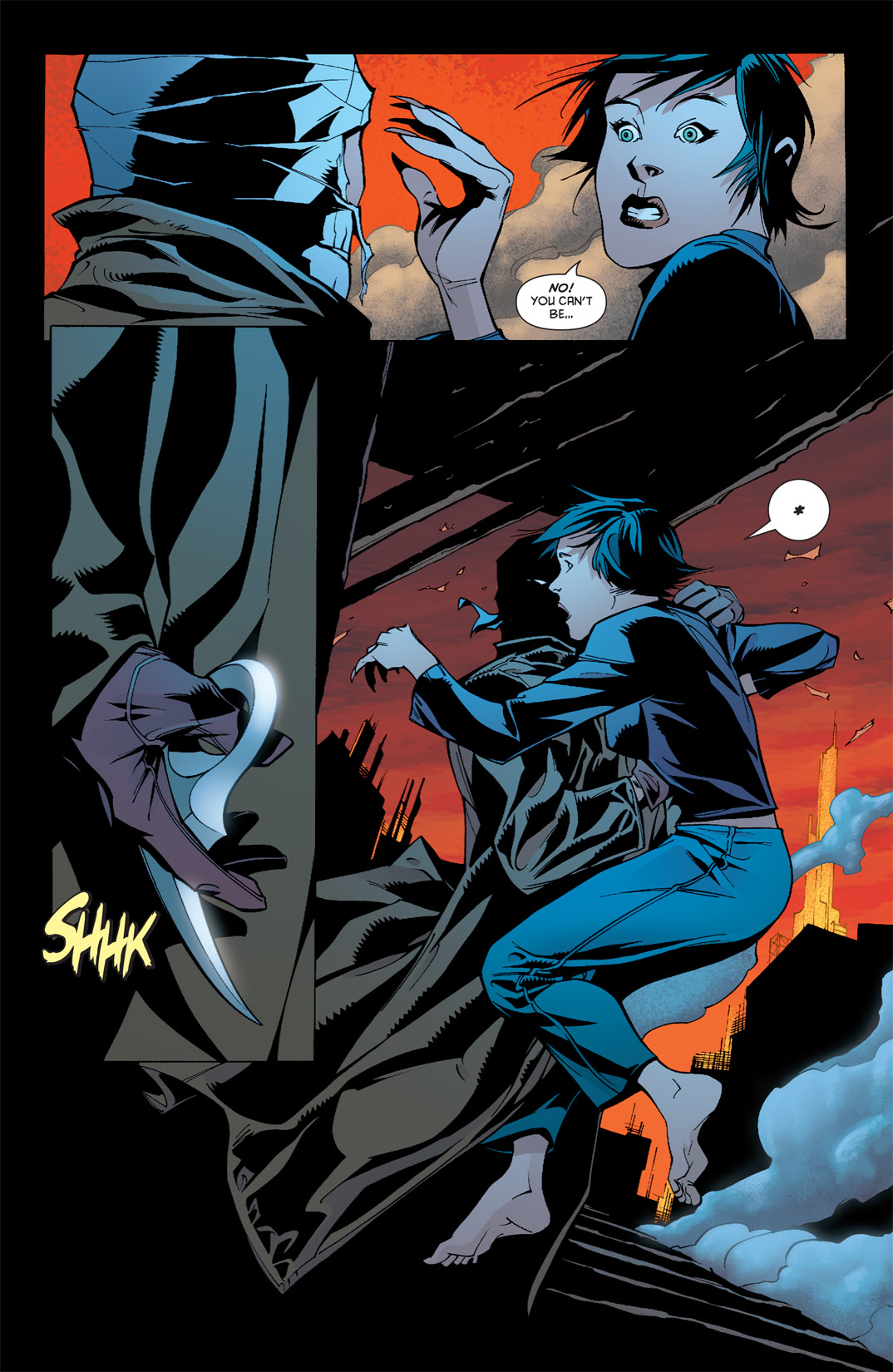 Detective Comics (1937) Issue #848 Page 5