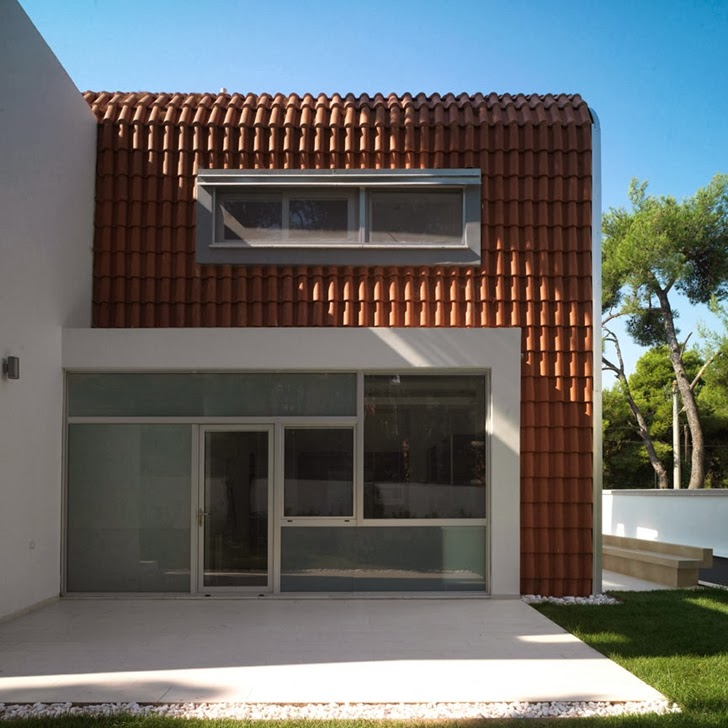 Kostala House by Thanos Athanasopoulos