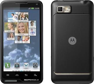 Motorola Iron Max Motoluxe