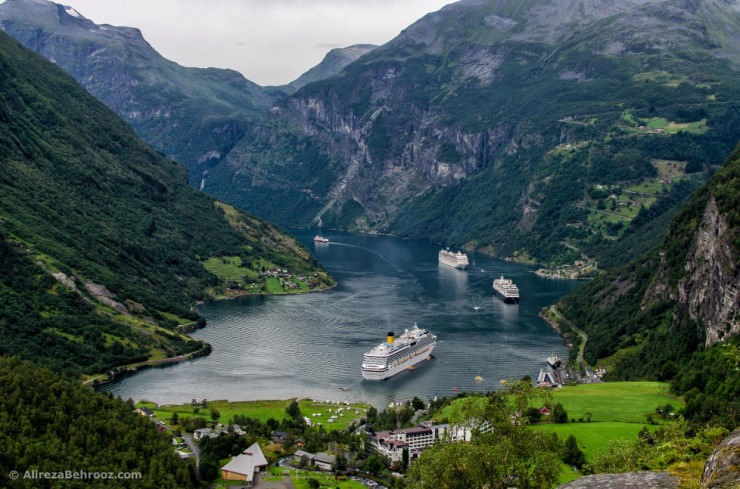 5. Geirangerfjorden - Top 10 Things to See and Do in Norway