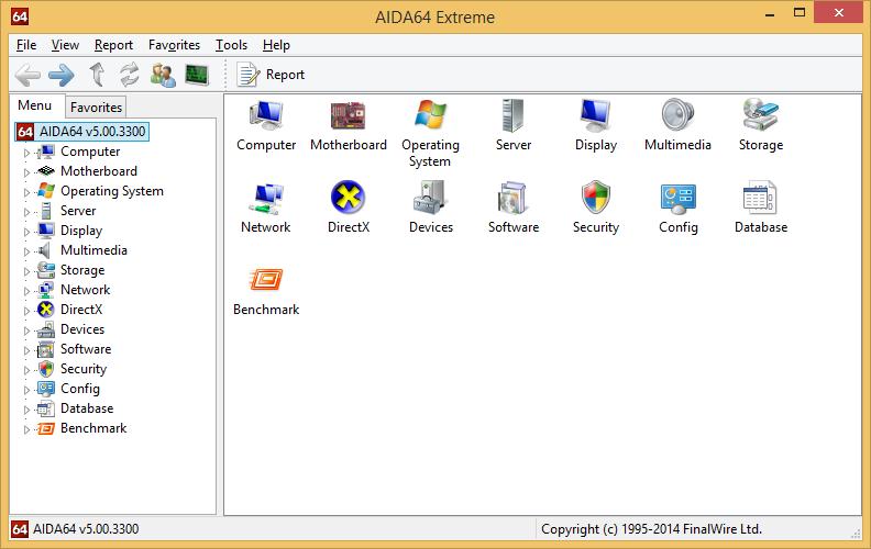 AIDA64 v5.00 All Edition