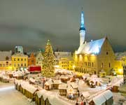 Historic Centre Old Town of Tallinn Estonia