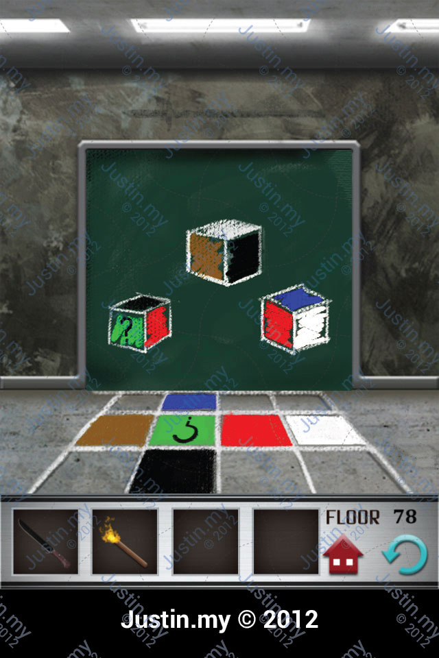 100 Floor Level 76 77 78 79 80 Answer 100 Floors Answer