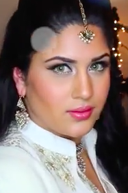 Pakistani Wedding or Engagement Makeup