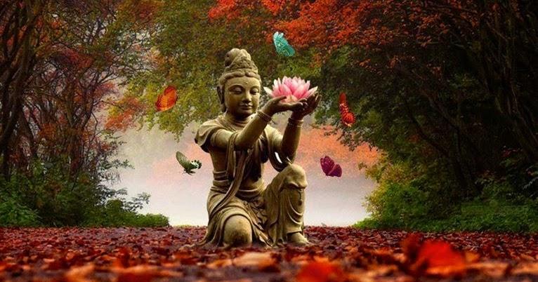 Resultado de imagem para imagwem lamento budista