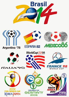 Logos and World Cup 2014 Outright Odds