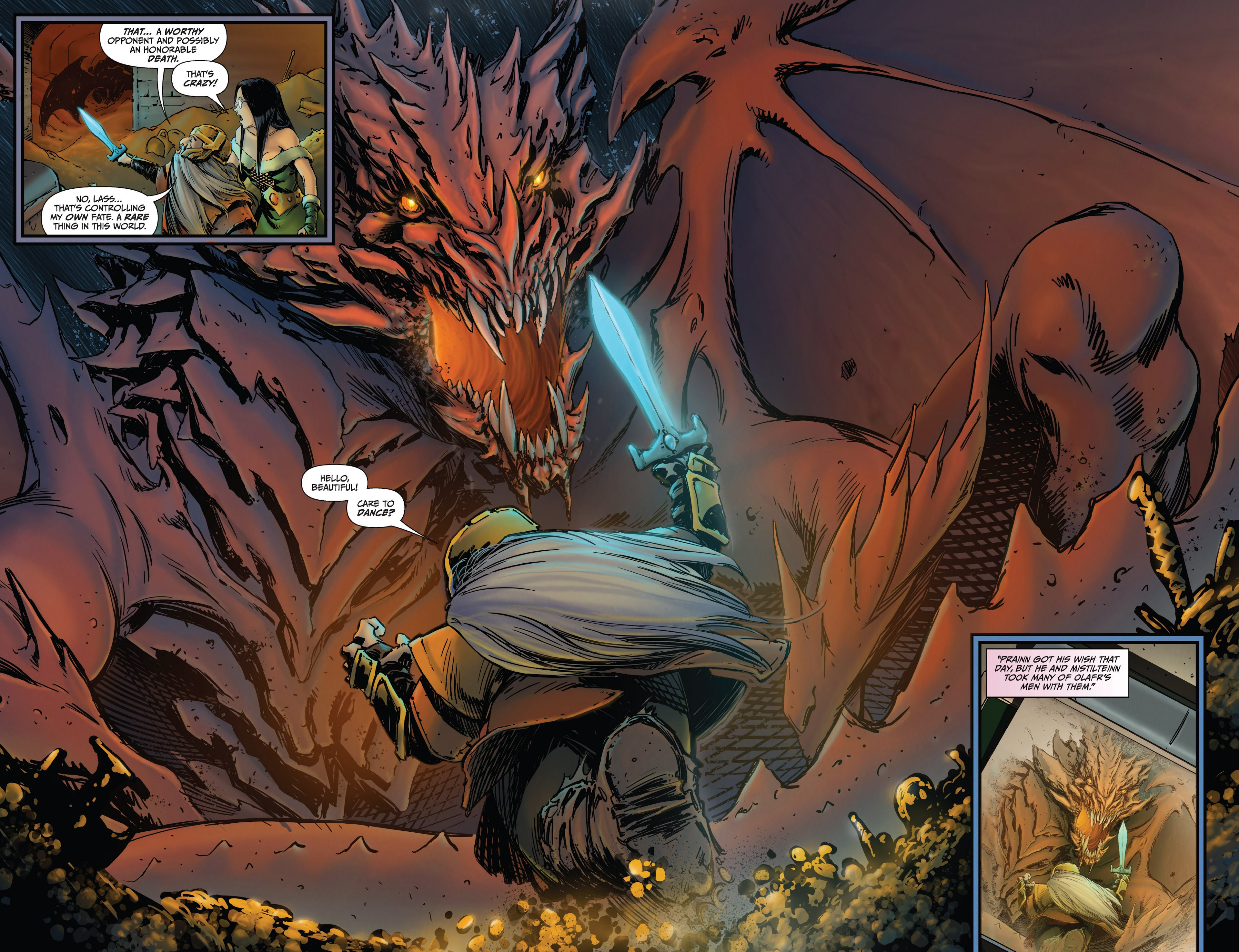 Grimm Fairy Tales (2005) Issue #93 #96 - English 16