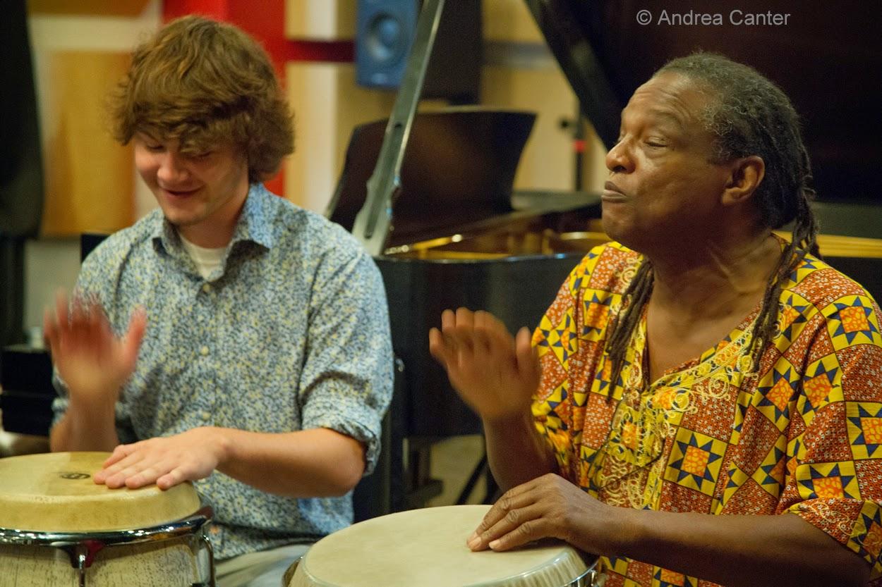 Babatunde Lea Quintet Babatunde Lea 39 s Percussion