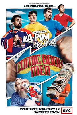 Kevin Smith's Comic Book Men One Sheet Television Poster