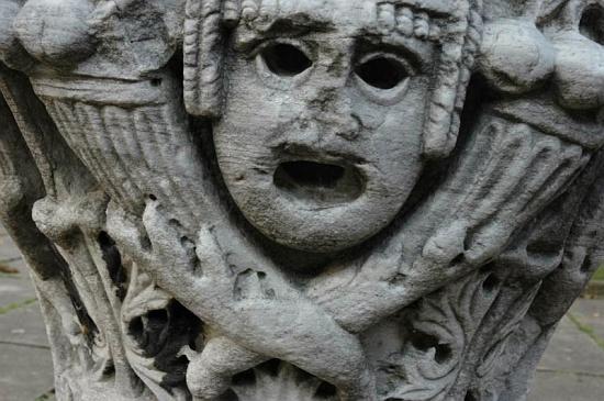 byzantine church fragment2 c osseman أيـا صوفيا كنيسة ثم مسجد واخيرا متحف ! بالفيديوا و الصور