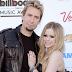 Avril Lavigne se divorcia de Chad Kroeger