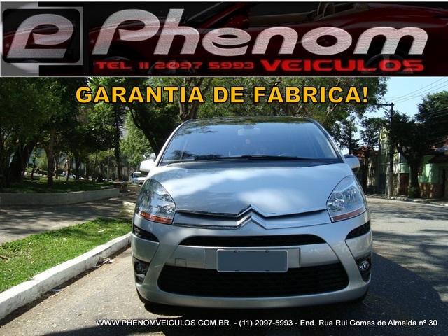 Citroen C4 Picasso 2011 semi-nova Automática 2011 - frente