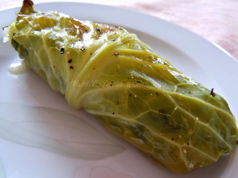 Dzukian: involtini di cavolo-verza e patate