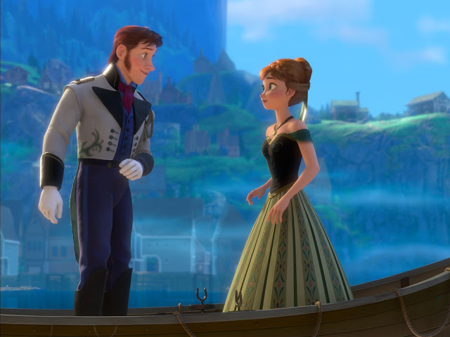 Disney's 53rd animated feature opens in theatres on November 27.