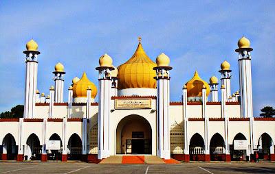masjid di pahang