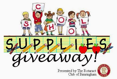 school supply giveaway graphic