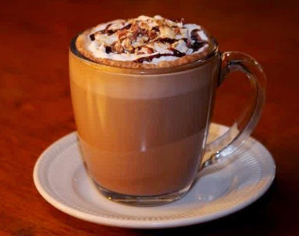 Hot Coffee Mocca