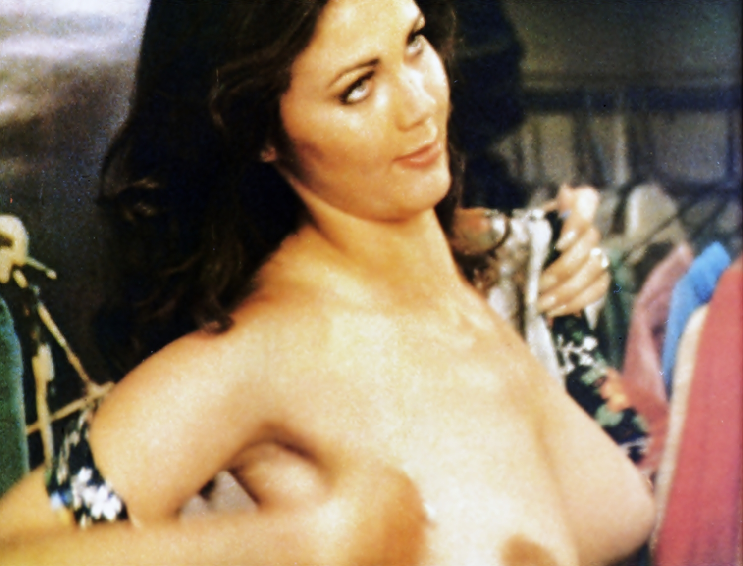 Something Lynda carter at a nude beach commit