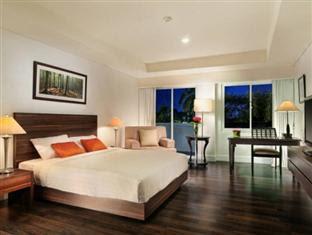 Foto kamar hotel