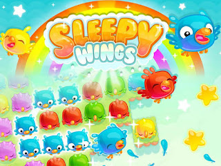 Screenshots of the Sleepy wings for Android tablet, phone.