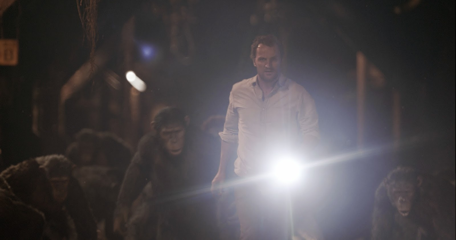 "Lakwatsera Lovers: Jason Clarke: For Man, For Ape in ""DAWN ..."