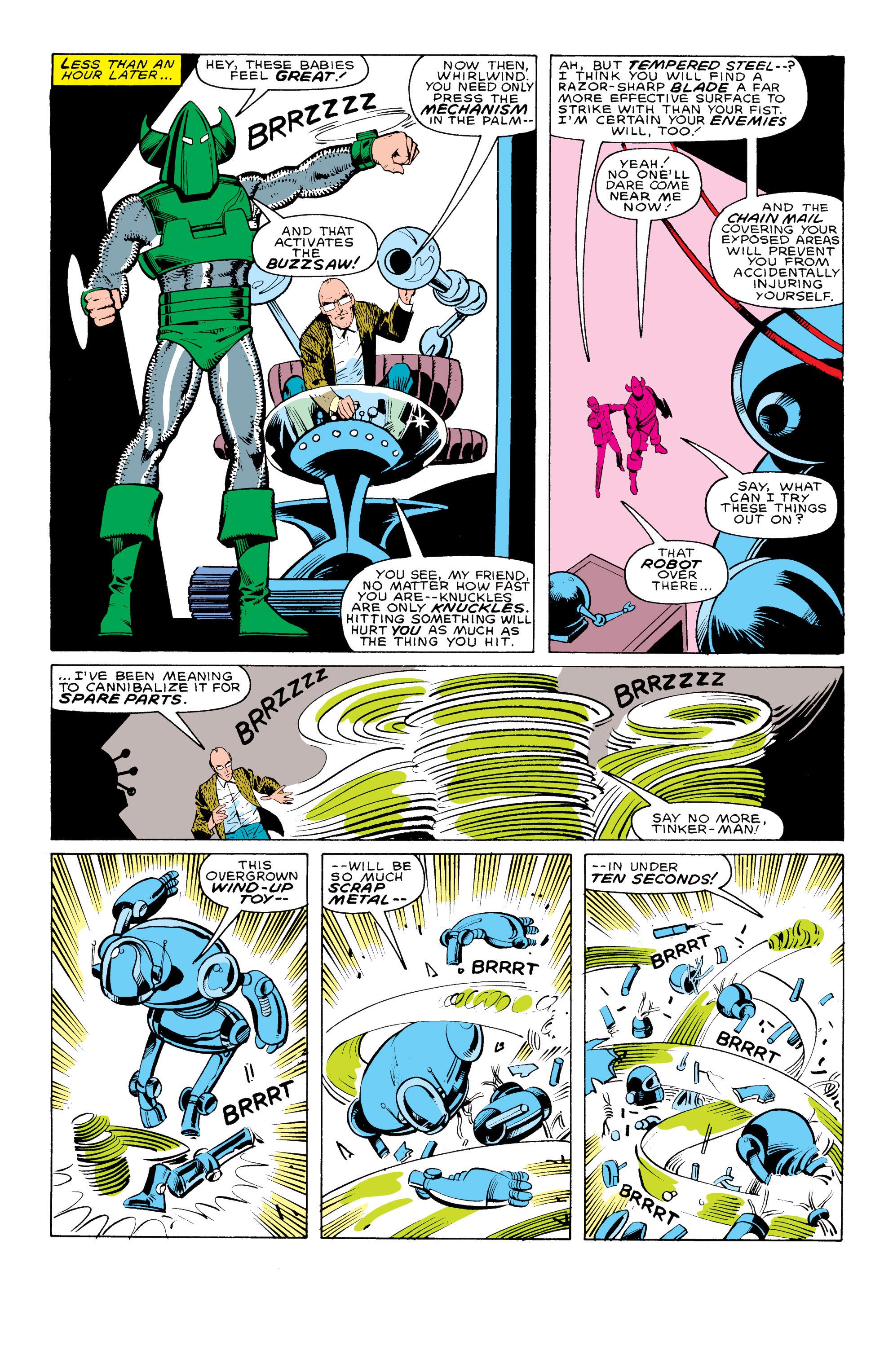 Captain America (1968) Issue #324 #253 - English 6