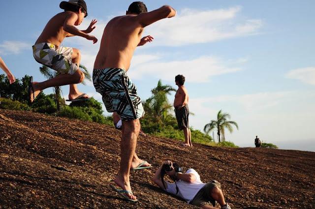 Rio de janeiro, Niteroi, itacoatiara, costao, morro, praia, trilha, aventura, visual, praia oceânica, itaquatiara, mirante, por do sol, vista, passeio, férias,