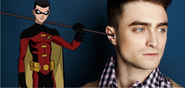 Daniel Radcliffe gostaria de ser Robin em Batman v Superman: Dawn of Justice