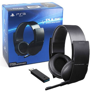 Cara Setting Headset/Headphone Bluetooth PS3 Dengan Mudah
