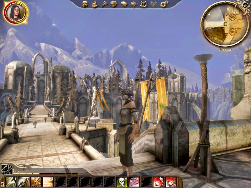 dragon age origins ostagar
