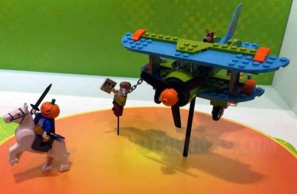 LEGO Scooby Doo Mystery Plane