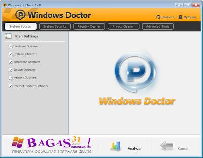 Windows Doctor 2.7.2.0 Portable 2