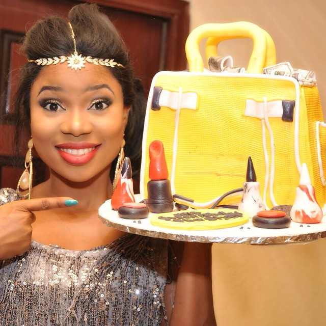 seyi edun birthday party