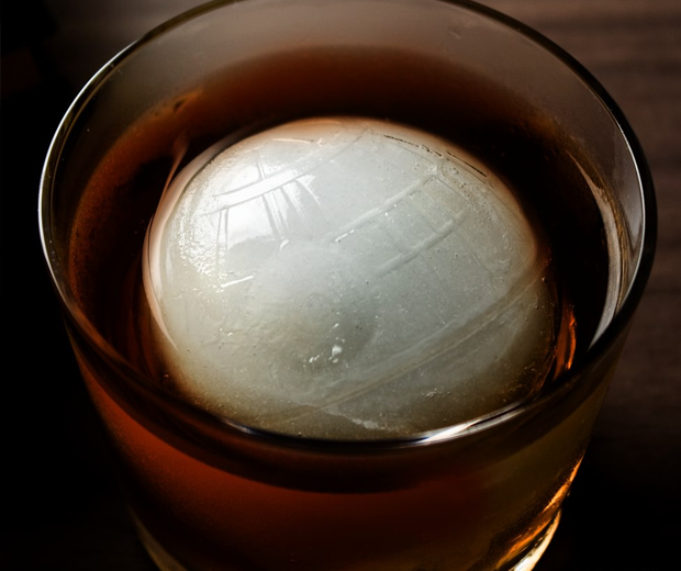 Death Star Ice SPHERE Mould