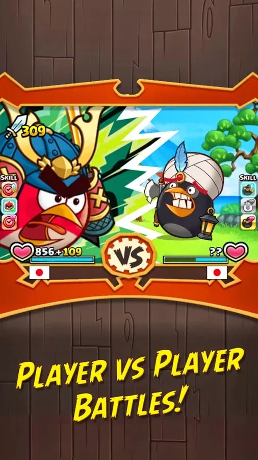 Angry Birds Fight! v1.1.1 Mega Mod