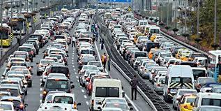 trafik kilit