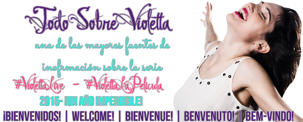 Todo sobre Violetta