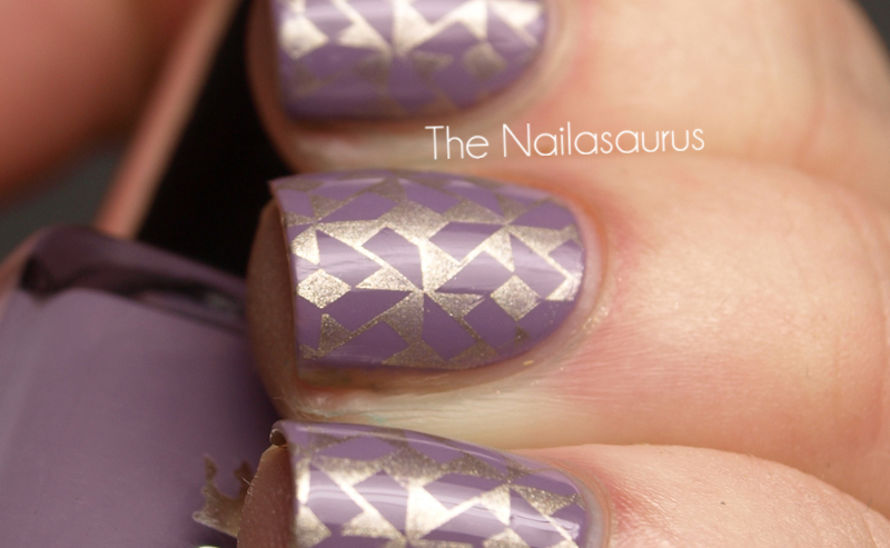 A-England Guinevere with Stamping